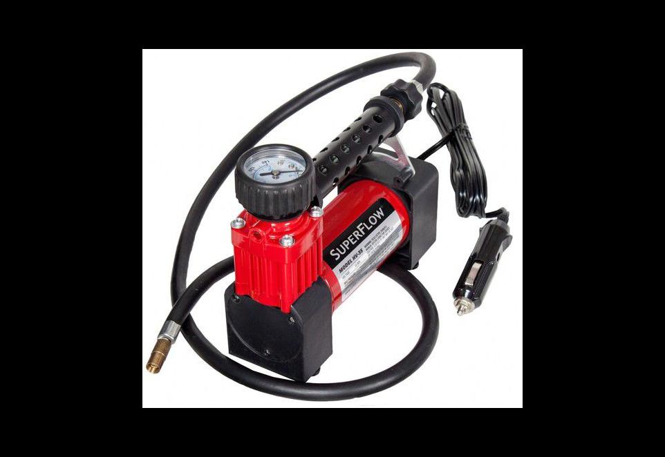 Q Industries small portable air compressor